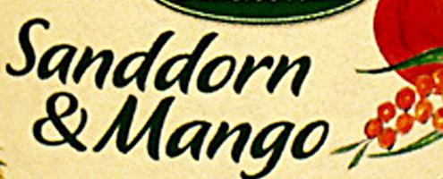Grüne Woche 2015: Sanddorn-Genuss aus Brandenburg